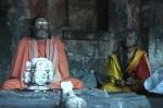 Maa and Swamiji in Banaras