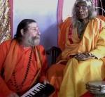 Satsang at the Sri Sarada Brahma Vidya Kendra Ashram