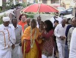 Last satsang in Ooty rich with bhava and devotion part 1