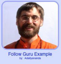 Follow Guru Example