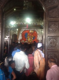 Travelogue: Sapta Sringi and Kala Ram Temple