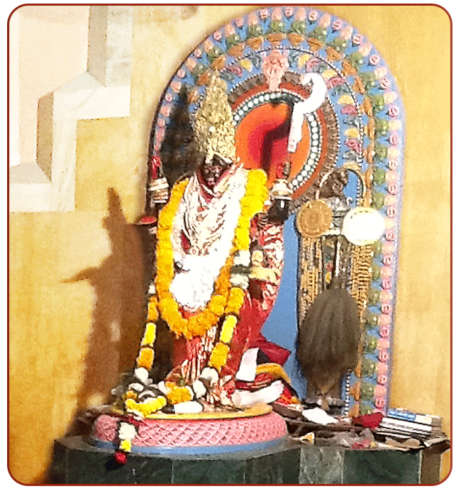 Kali-Maa-at-Kalibari