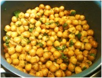 Shree Maa's Chana Recipe