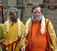 An Insider's View on Travel with Shree Maa and Swamiji – India Oct 2013