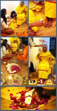 A Birthday Padya Puja