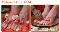 2014 at a Glance: Beautiful Pujas, Ecstatic Dancing, and Sublime Celebrations