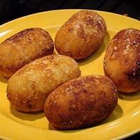 Shree Maa's Potato Chops!!
