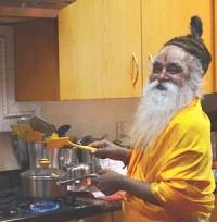 Swami Ram Kripaluji's Kohlrabi