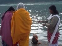 Travelogue: Shree Maa's Puja to Mother Ganga